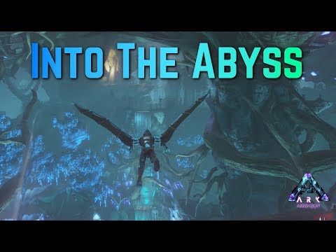 ARK Aberration Glider Wing Suit - Into the Abyss - Exploring the Underworld of Aberration