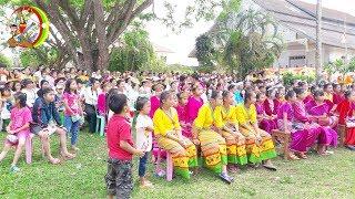 เชิญมาเข้าปอยวัฒนธรรมที่วัดสามัดคีเชียงตุง Keng Tung Traditional Dance festival EP 6