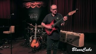 Chuck Loeb talks about the Blues Cube guitar amplifier #1