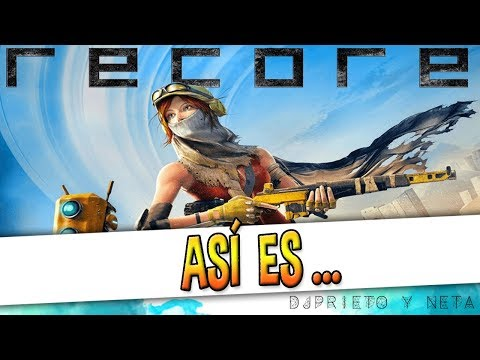 ASÍ ES ... ReCore: Definitive Edition (XBOX ONE)