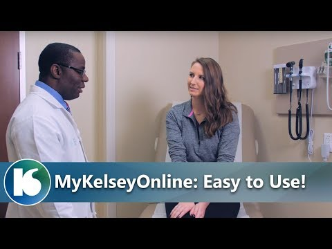 Kelsey-Seybold Clinic's MyKelseyOnline Is Easy to Use