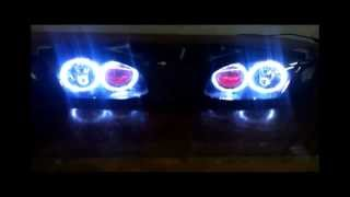 Hyundai Accent Headlights
