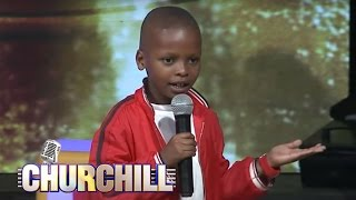 7yr old  Lyrical Ryan moves the crowd in Churchill show