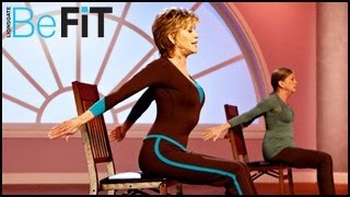 Yoga Stretching & Mobility Workout: PM- Jane Fonda