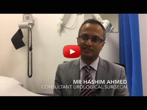 Bupa Cromwell Hospital Consultant Urological Surgeon Hashim Ahmed