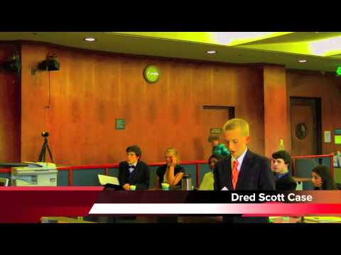 Dred Scott Mock Trial 2012