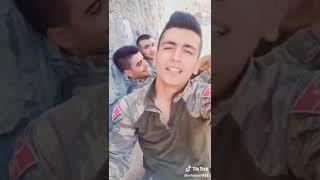 ألجيش ألتركي والجمال على أغنية istersen buray lyrics😍😍❤
