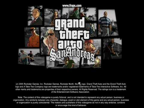 Grand Theft Auto San Andreas GTA IV Mod