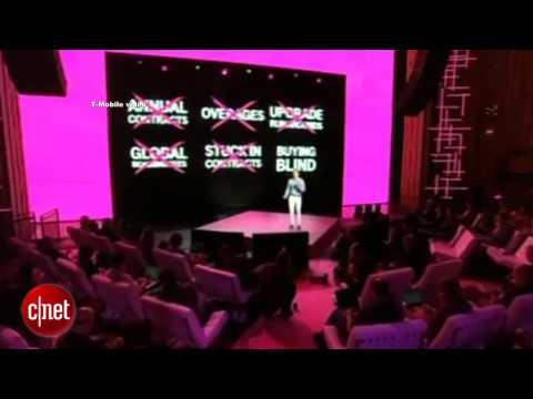 T-Mobile's Uncarrier 5.0 event