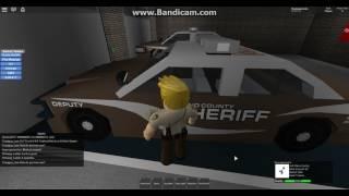 Roblox- Mano County- Ambulance and Sheriff Patrol