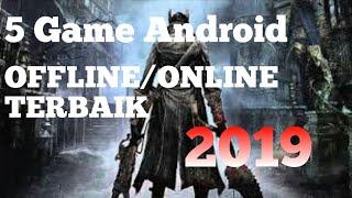Top 5 Game Android 2019 (offline/online)