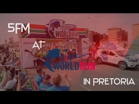 Wings For Life World Run | Pretoria | South Africa