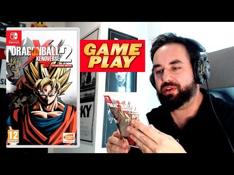 Dragon Ball Xenoverse 2 Nintendo Switch - GAME PLAY + OPINIÓN SIN FANATISMOS