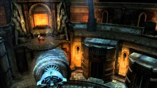 God of War Ascension Gameplay Walkthrough Part 3 - The Cistern (God Of War PS3 HD)