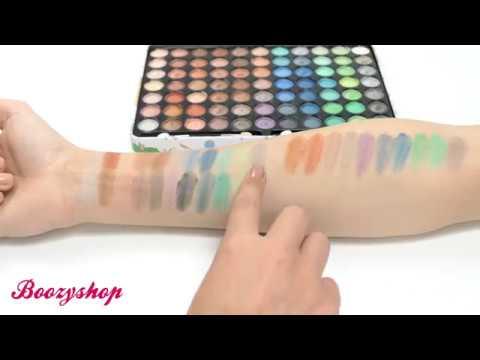 Goldi Box Eye Color Palette by w7 #11