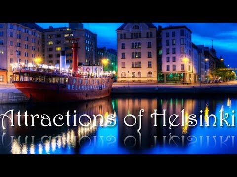 Attractions of Helsinki
