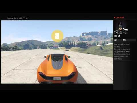 GTA 5 ONLINE SUMO TIME