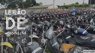 Mais um Leilão de Motocicletas