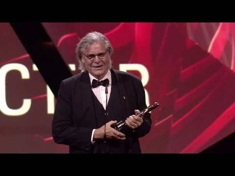 European Film Awards 2016 Actor: Peter Simonischek, Toni Erdmann