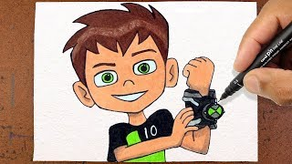 Como desenhar Ben 10, Cartoon Network Studios