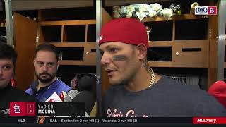 Yadi: 'If you're going to call me a *****, you've got to be ready to fight'