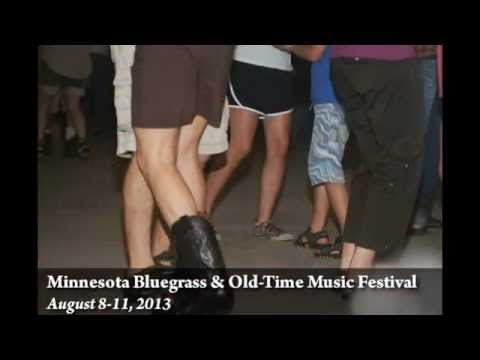MInnesota Bluegrass & Old-Time Music Festival