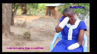 Merck More Than A Mother - Jackline Mwende tells us her story of suffering