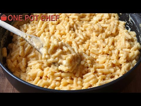 How to make simple mac and cheese at home