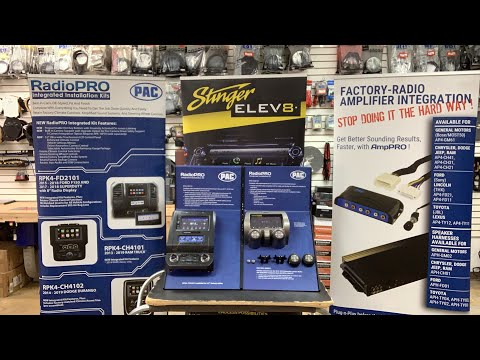 Super Secret PAC-Audio car audio products