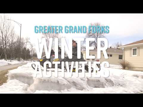 Greater Grand Forks: Way Cooler than You Think | Winter Activities