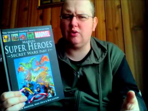 Marvel Ultimate Graphic Novel Collection Part 9