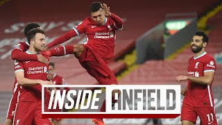 Inside Anfield: Liverpool 2-1 Sheffield Utd | Unique take on the Reds' comeback