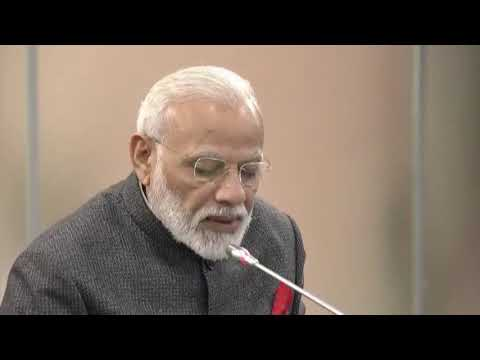 PM Shri Narendra Modi's remarks at delegation level talks with President Putin of Russia