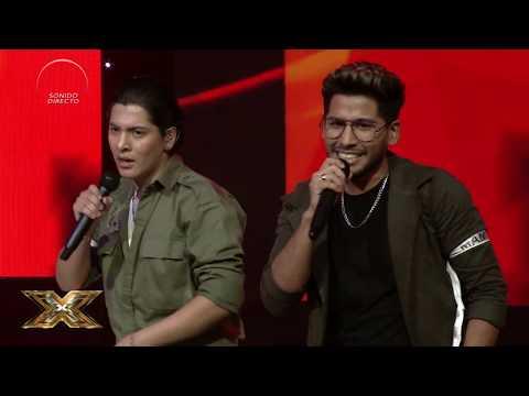 La crew - Shamanes - MAMBA - Factor X 2019