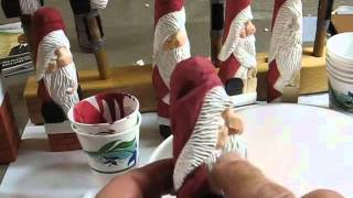 PAINTING TIPS FOR WOODCARVERS