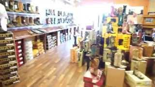 Магазин с настоящей ковбойской обувью ручной работы в Boots Unlimited Georgia(, 2014-11-08T11:09:27.000Z)