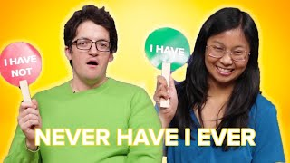 "Teachers & Teens Play ""Never Have I Ever"""