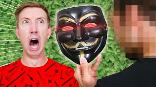 FACE REVEAL of CLOAKER - Unmasking Spy Ninjas Challenge