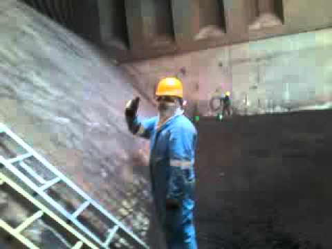 Cargo Hold Cleaning Ore