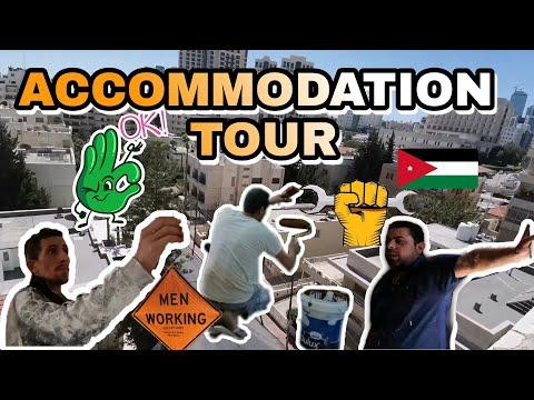 ACCOMMODATION TOUR    RENOVATION    AMMAN JORDAN    2020