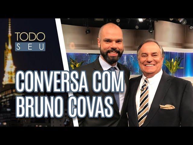 Conversa com Bruno Covas - Todo Seu (01/03/19)