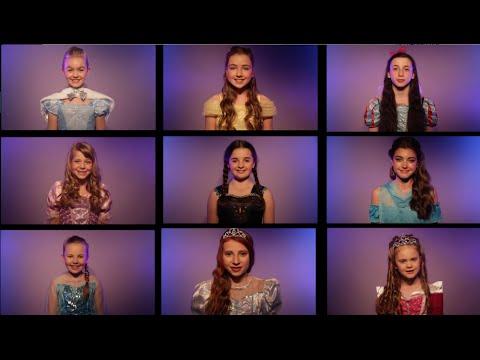 Mini Disney and Pixar Medley (Feat. Stagebox Kids)