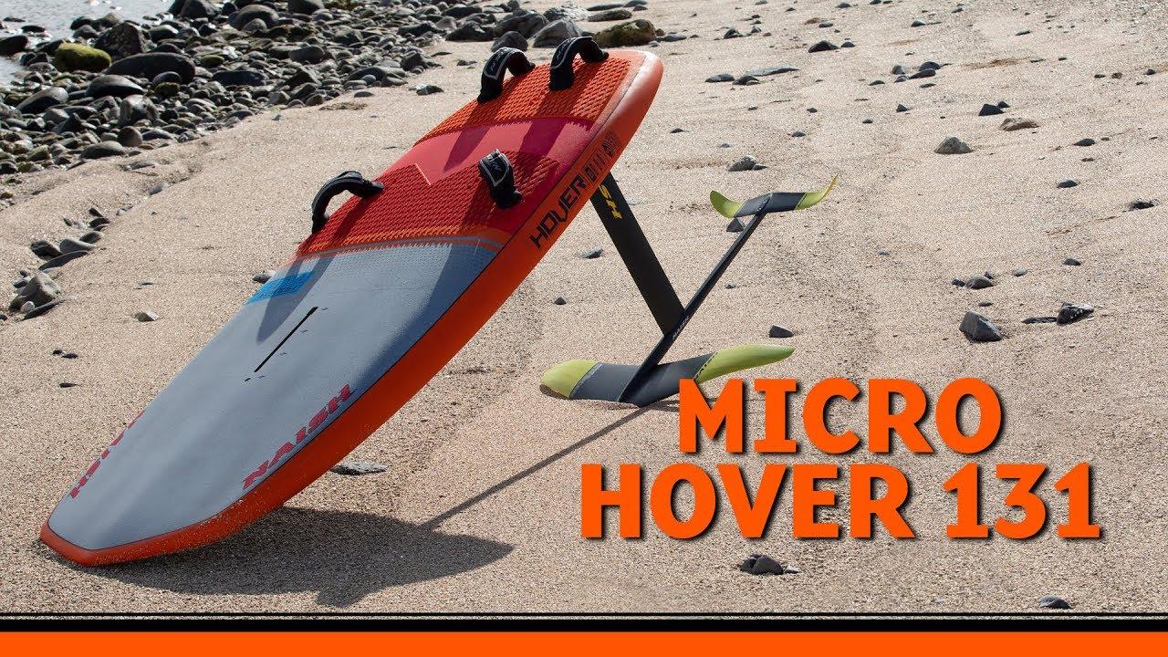 2020 Naish Micro Hover 131 Foil Windsurf board
