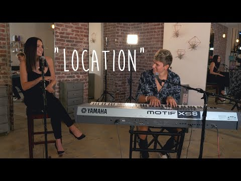 Location-Khalid (Cover by Bailee Madison/Drew Dirksen)