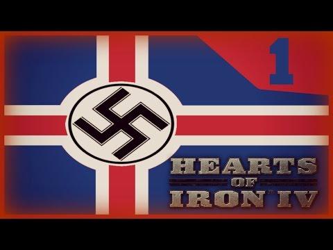 Hearts of Iron IV - Iceland Mod #1