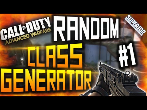 Aw Worst Mk14 Class Ever Random Class Generator