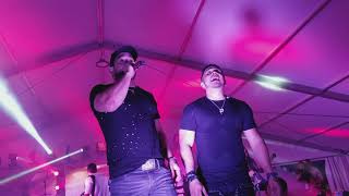 Bobby Pulido & Siggno at the Calhoun County Fair in Port Lavaca Texas.