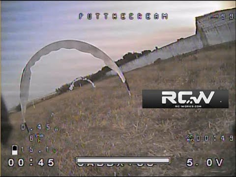 Last Second Overtake // Fpv Drone