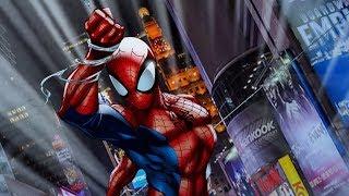 Spider-Man Everywhere!