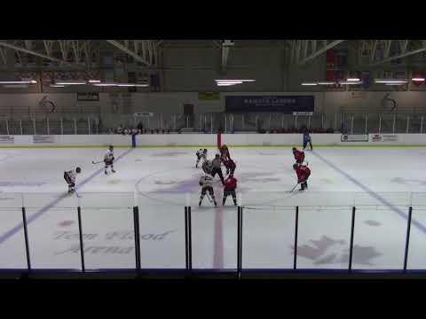 OHA Boys Midget vs Mariniers D'aylmer 2017 11 03